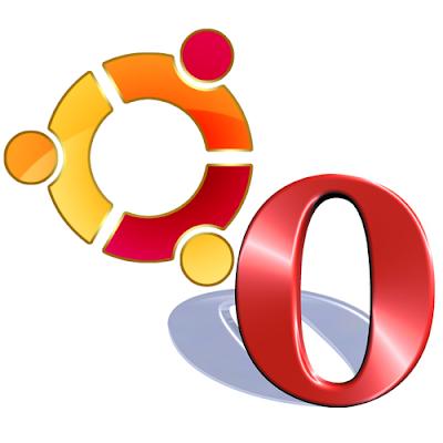 Ubuntu + Opera