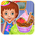 Cupcake Cooking Story APK for Bluestacks