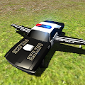 Game Flying Car Free: Police Chase 1 APK for iPhone