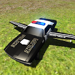 Flying Car Free: Police Chase 1 Apk