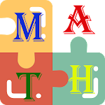 Math Puzzles PRO 2017 Icon