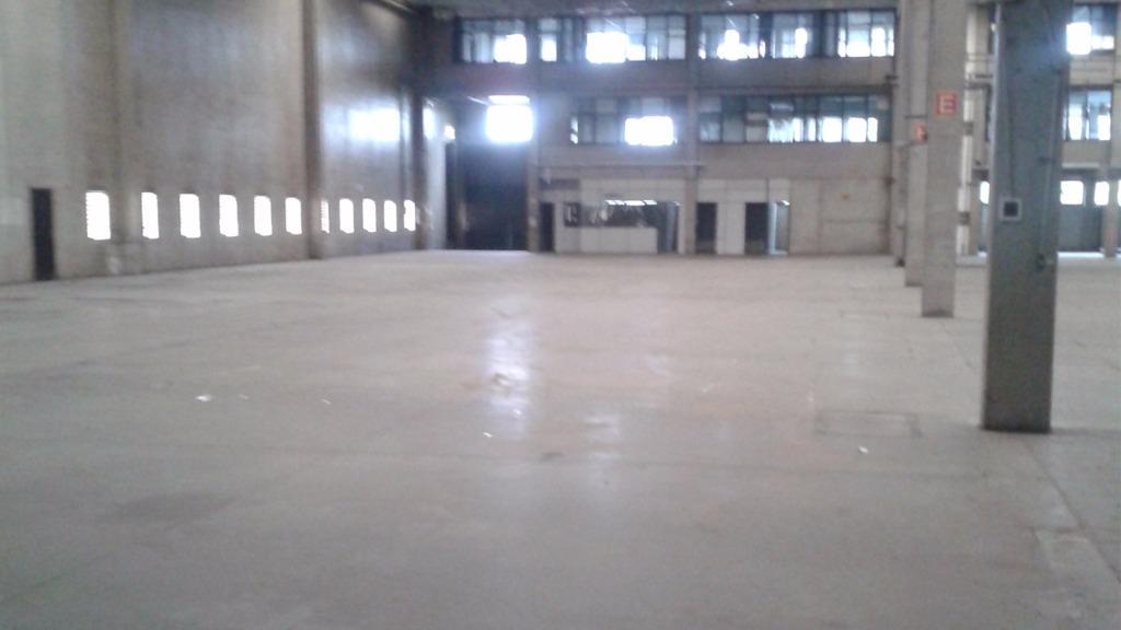 Galpão industrial para locação,  São Paulo
