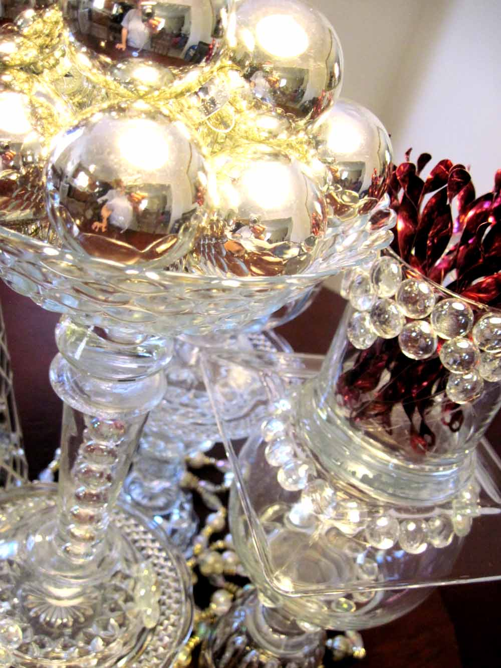 christmas centerpieces for