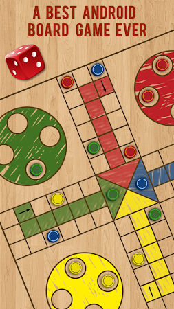 Ludo Parchis Classic Woodboard 32.0 screenshot 1207923