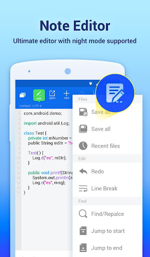ES File Explorer File Manager screenshot 8