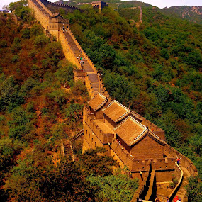 The Great Wall by Rebecca Pollard - Buildings & Architecture Public & Historical (  )