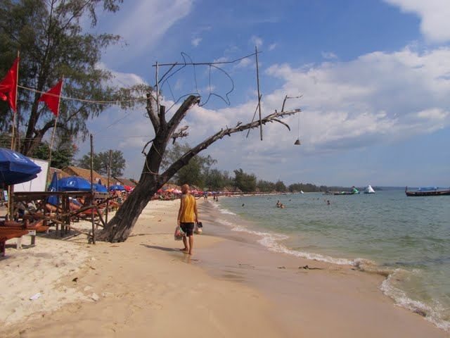 Sihanoukville Serendipity beach