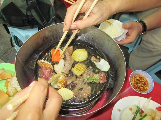 Hanoi barbeque