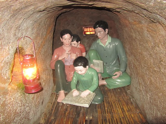 DMZ tunnels tour Vietnam