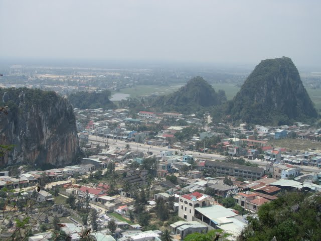 Marble Mountains