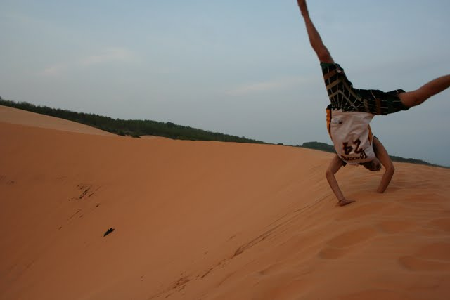 Mui Ne dunes jeep tour