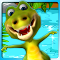 Game Talking Crocodile APK for Kindle
