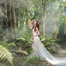 by 曾 程泓 - Wedding Bride