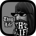 Thug Life photo sticker maker 3.0 Apk