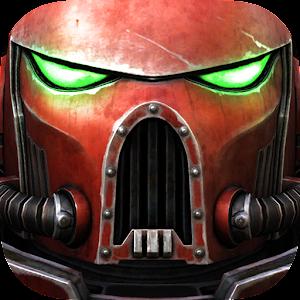 Cover art Warhammer 40,000: Regicide