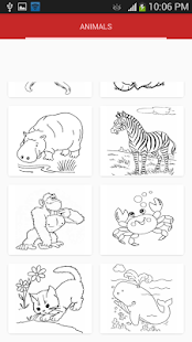 Drawing Animals- screenshot thumbnail