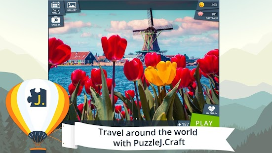 Puzzle J. Craft for pc