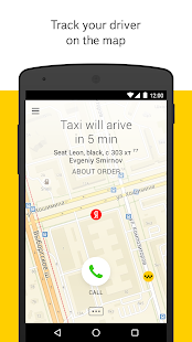 Free Yandex.Taxi APK for Windows 8