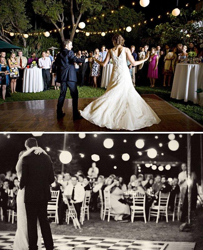 Looking for backyard wedding