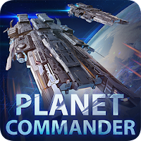 PLANET COMMANDER: Space Starship Cosmos Shooter on PC / Windows 7.8.10 & MAC