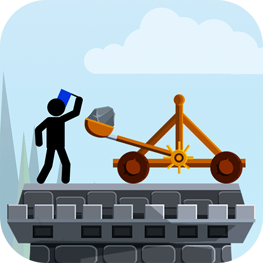 Stickman Catapult Simulator - War Archery Master