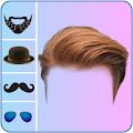 Man HairStyle Photo Editor