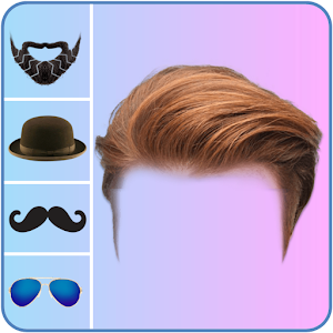 Man HairStyle Photo Editor FREE Android App Market - Hairstyle edit app