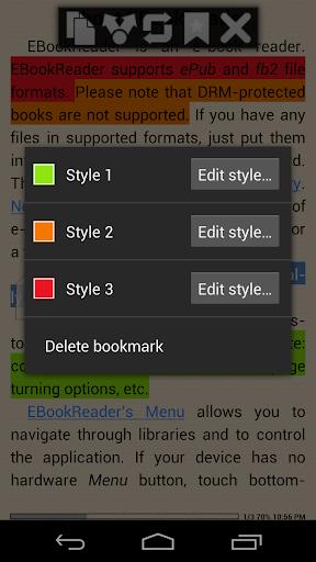 EBook Reader & EPUB Reader screenshot 18