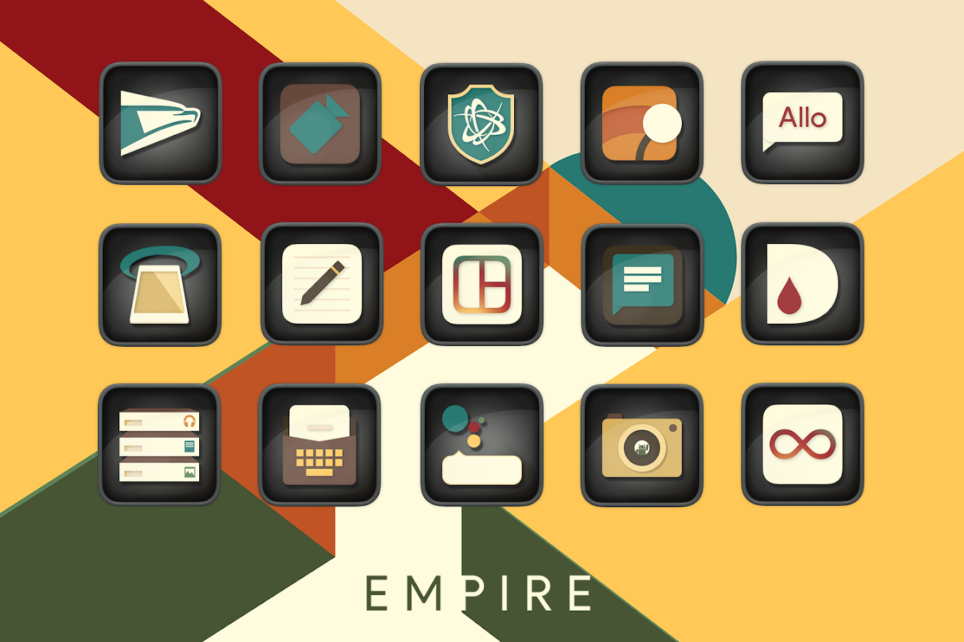 Empire Icon Pack Screenshot 1