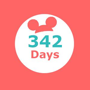 Countdown to Disney World Vacation Widget For PC / Windows 7/8/10 / Mac – Free Download