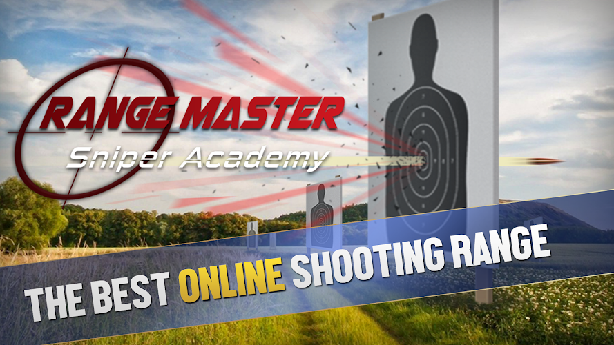 Range Master: Sniper Academy Android App Screenshot