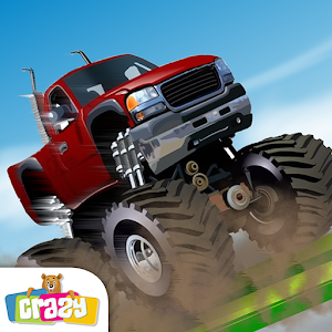 Monster Truck Race Adventure: Racing and Stunt For PC (Windows & MAC)
