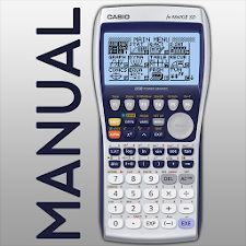 Calculator Manual CASIO PRO