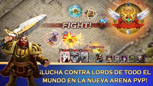 Clash of Lords 2: Español - screenshot