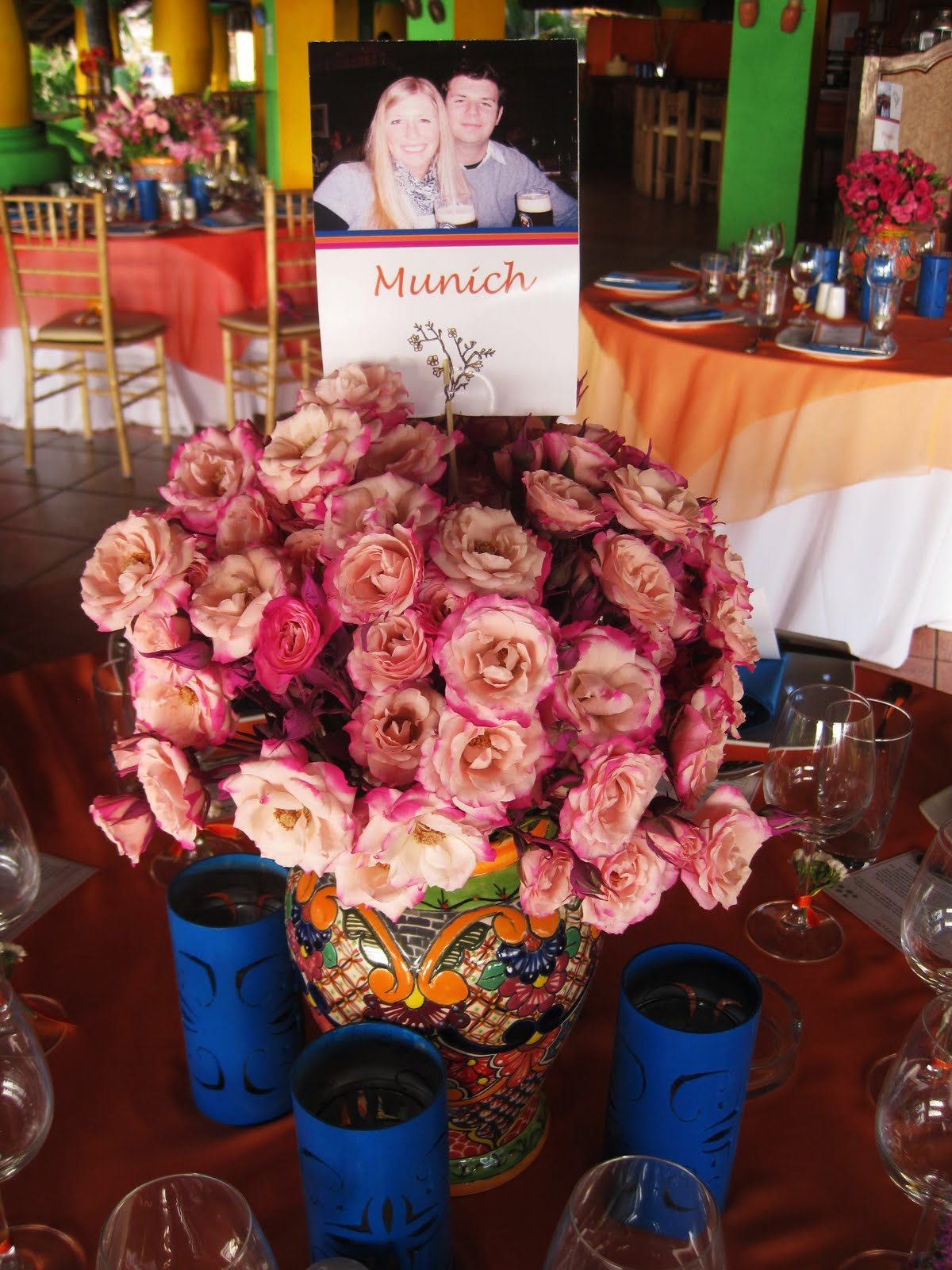 mexican wedding decorations