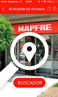 REDgálate Red Oficinas MAPFRE - screenshot