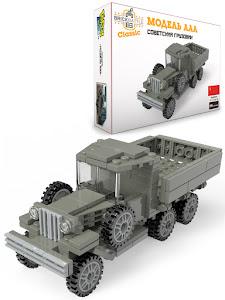 """Конструктор военный """"BrickBattle"""" Модель-ААА Коллекционный в масштабе 1 к 32"""