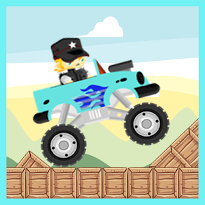 Cover art Monster Truck Climb RoRush