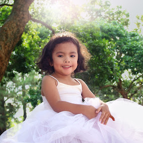 My Little Angel by Robby Kurnia - Babies & Children Toddlers