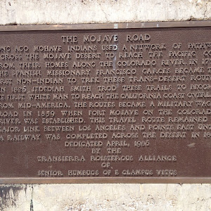 The Mohave Road