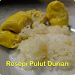 Resepi Pulut Durian Icon