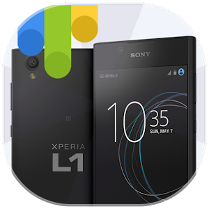 Download Launcher Theme for Xperia L1 For PC Windows and Mac
