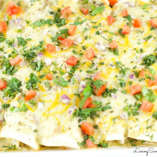 Easy Chicken Enchilada With Salsa Recipes