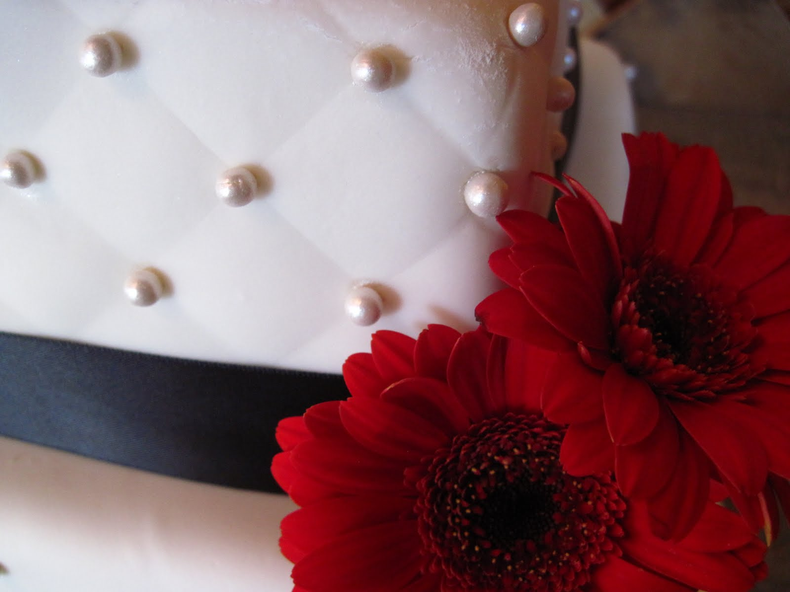 white and red weddings.