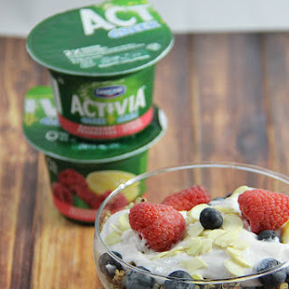Greek Yogurt Quinoa Breakfast Bowl #ActiviaChallenge