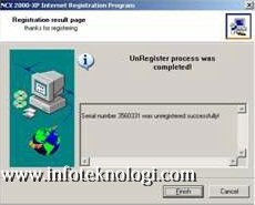 Tutorial delete serial number ncomputing
