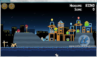 Level Angry birds for PC