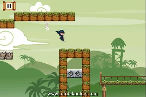 Game Ninja di Android Market