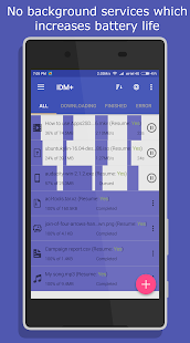 Download manager: Audio, Video, Torrents & more Screenshot