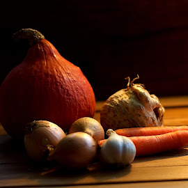 by Helena Jirasová - Food & Drink Fruits & Vegetables ( vegetable still life )